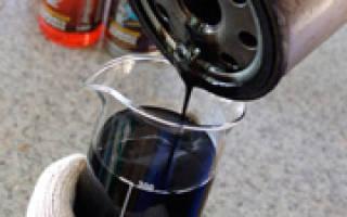 Надо ли промывать двигатель перед заменой масла