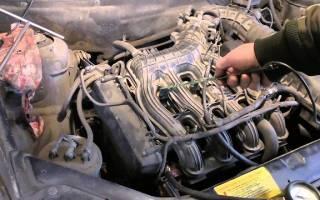Почему двигатель дергается на холостом ходу