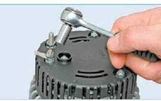 Таблетка на генератор приора