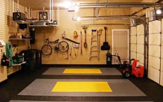 Чем дешево отделать стены в гараже