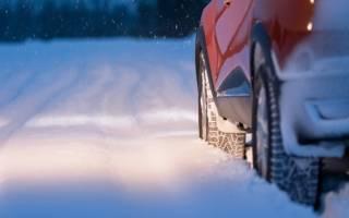 Сравнение зимней шипованной резины 2018