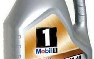 Масло мобил 0w40 синтетика цена отзывы