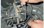 Ремкомплект педали газа ваз 2110