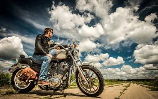 Хранение мотоцикла в квартире