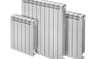 Пайка алюминиевого радиатора охлаждения двигателя