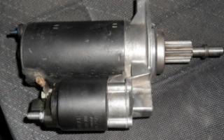 Почему стартер плохо крутит двигатель
