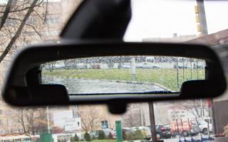 Салонное зеркало заднего вида ваз 2114