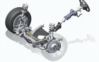 Люфт правой рулевой тяги