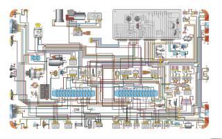 Предохранители газ 3110 инжектор