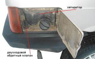 Топливопровод ваз 2109 инжектор