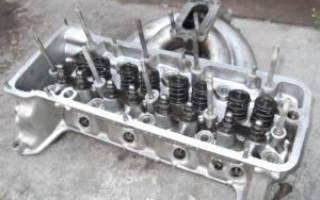 Ремонт головки двигателя ваз 2106