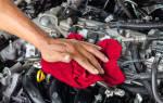 Промывка двигателя от эмульсии