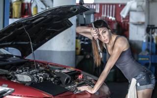 Техническое обслуживание нового автомобиля