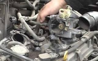 Почему при нагреве двигателя машина глохнет