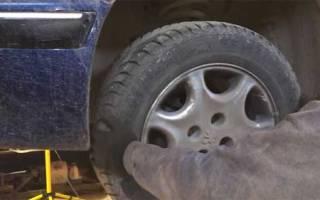 Поменял колеса появился гул