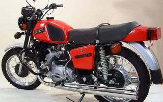 Электронное зажигание на мотоцикл иж юпитер 5