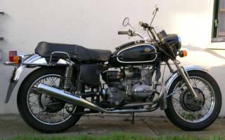 Передаточные числа кпп мотоцикла урал