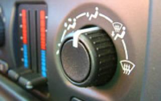 Трещит печка в машине