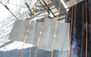 Проверка обогрева заднего стекла
