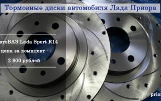 Тормозной диск лада приора цена