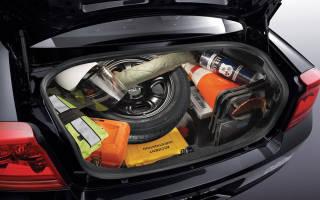 Необходимые вещи в автомобиле