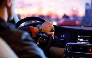 Категории автотранспортных средств 2017