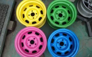 Штампованные диски r14 4×100 цена