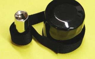 Самодельный ключ для снятия масляного фильтра