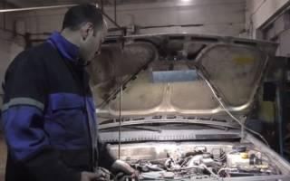 Признаки пробитой прокладки головки двигателя