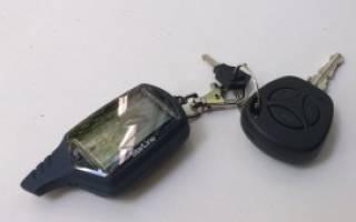 Чип иммобилайзера лада гранта